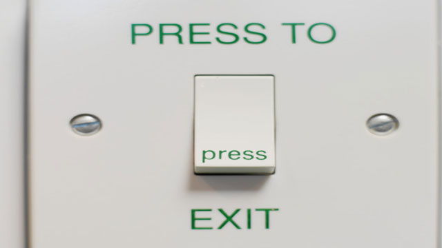 exit button embracedesires