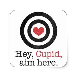 Finding love on Valentine's Day