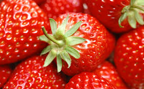 strawberries libido boosting food