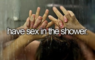 Have sex in the shower embracedesires