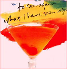 Honeymoon Honey Wine Martini